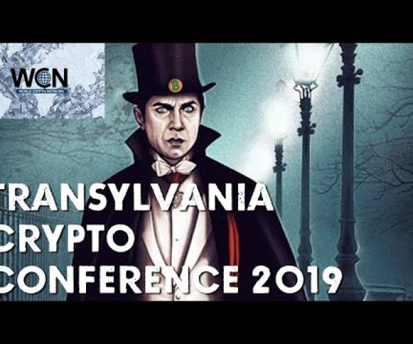 World Crypto Network#LIVEfrom TCConf in Transylvania (Day 1 - Part 1)
