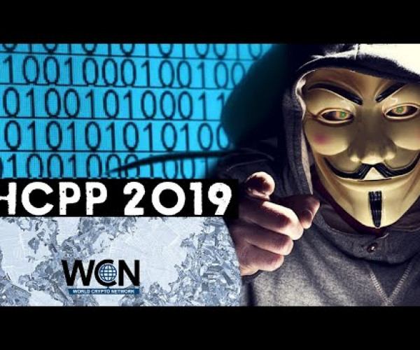 World Crypto Network #LIVE from Hacker Congress 2019 at Paralelní Polis (Day 3 - Part 1)