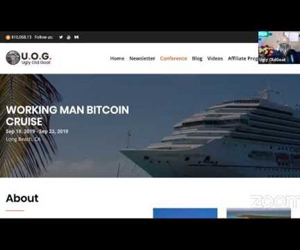 Introducing... the Working Man's Bitcoin Cruise