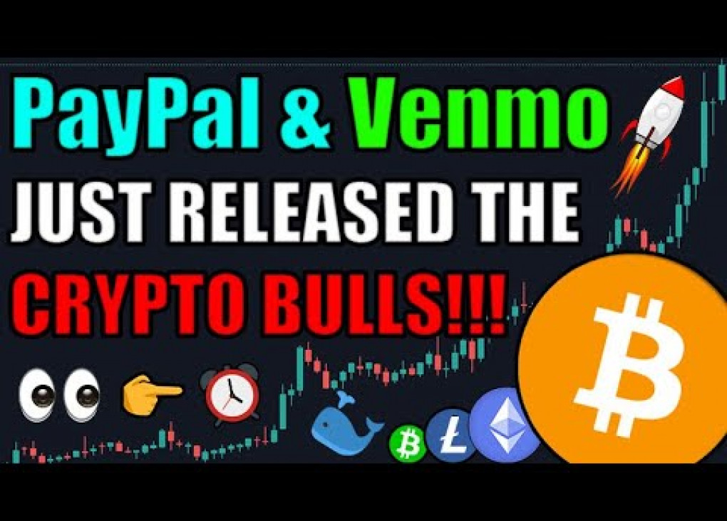 BREAKING NEWS: PayPal Just Sent Bitcoin To $13,000! 346 MILLION Users Now Have A Crypto Wallet!