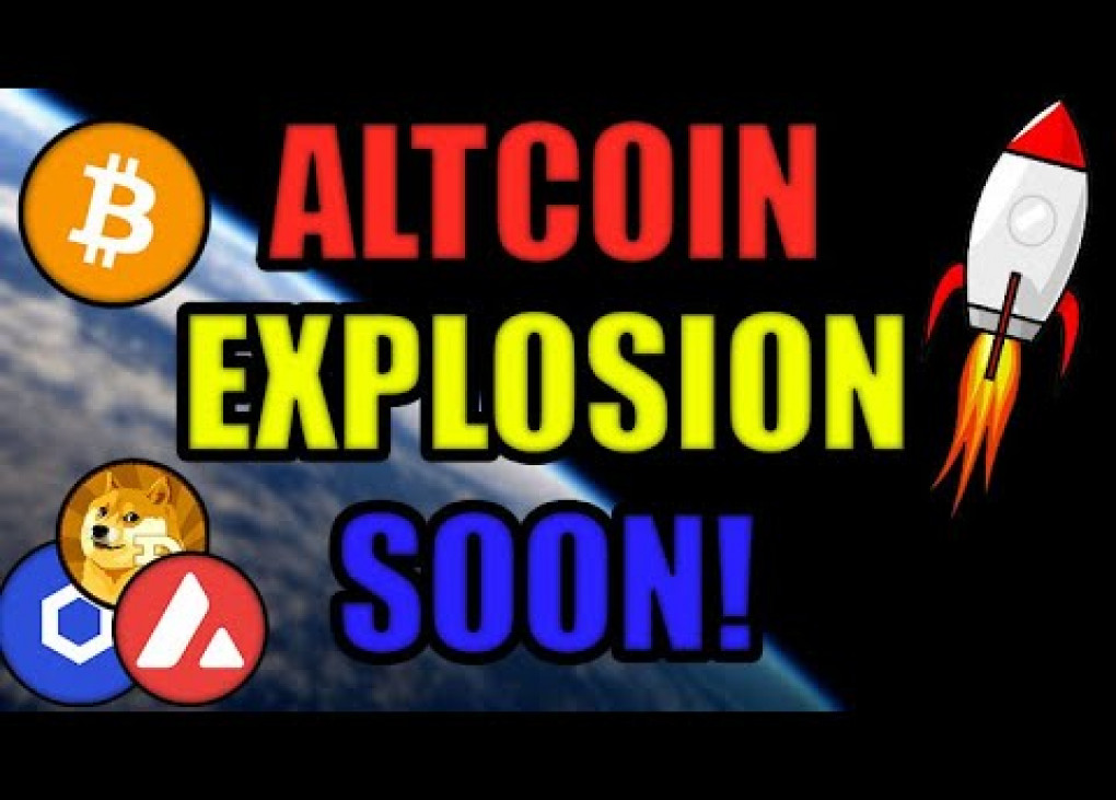 BITCOIN IS EXPLODING!!! ALTCOINS ARE READY FOR 1000X GAINS!! [CRYPTOCURRENCY NEWS]