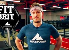 CrossFit Athlete Will Kane Takes on the FitBrit 2015 Challenge