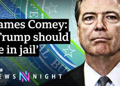 Ex-FBI Director James Comey on Trump's impeachment and further violence to come – BBC Newsnight